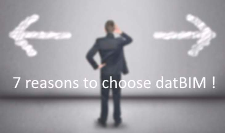 7 reasons to choose datBIM !